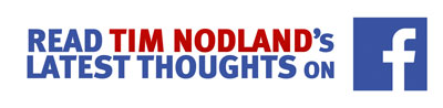 Read Tim Nodland's latest posts on FaceBook